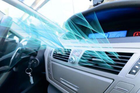 Dezinfekce automobilů a klimatizací